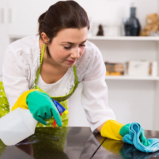 What does bonded mean for a cleaning company?