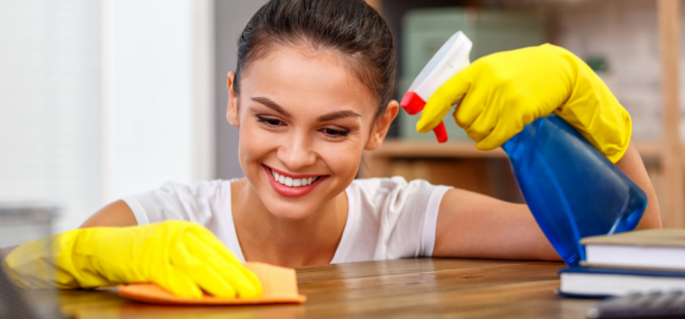 Step By Step Process For Bond Cleaning.